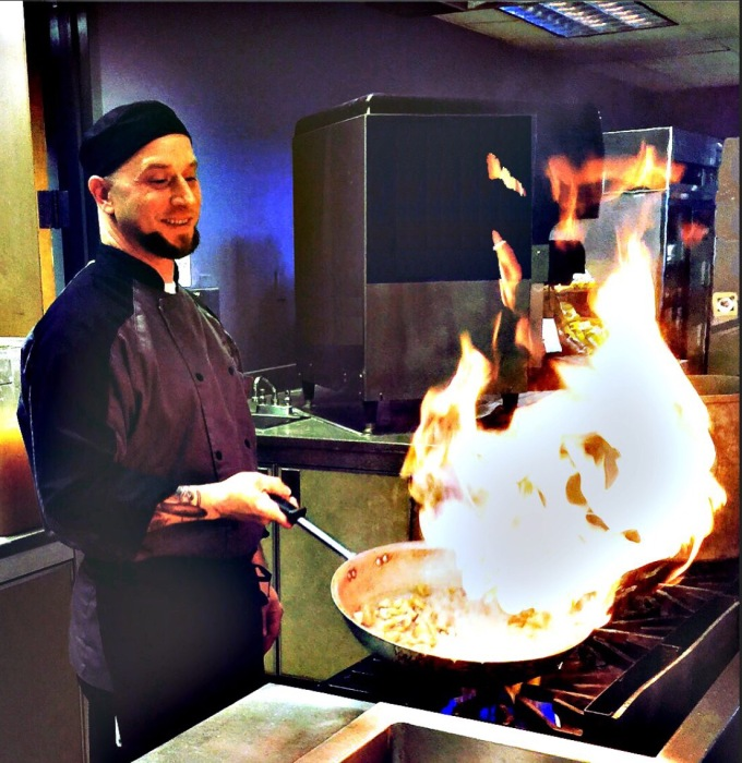 Chef Greg - The Fiery Fork